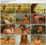 Laetitia Casta - Swimsuit Topless Shooting
